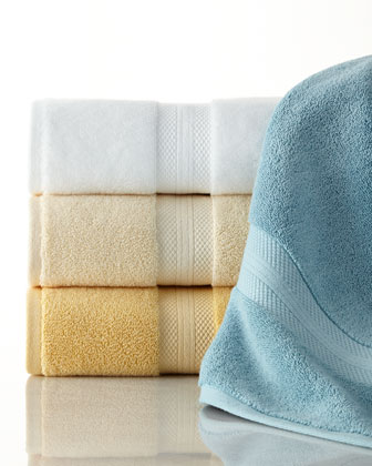 Six-Piece Abundance Towel Set