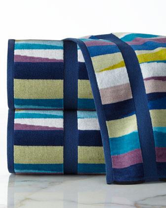 Romy Multicolored Hand Towel