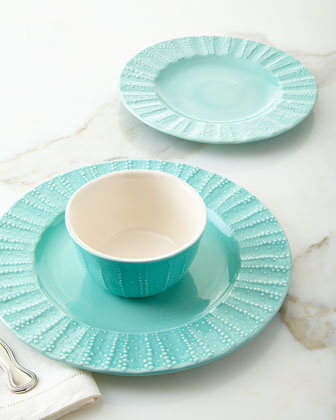 12-Piece Seaside Dinnerware Service