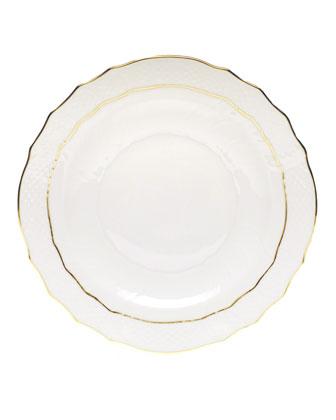 Golden Edge Dinnerware