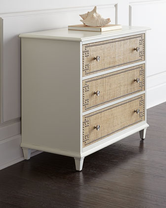 Jasper Three-Drawer Chest