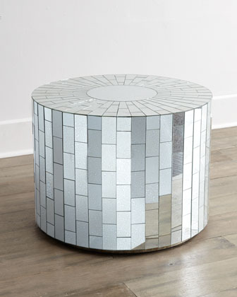 Valerie Mirrored Coffee Table