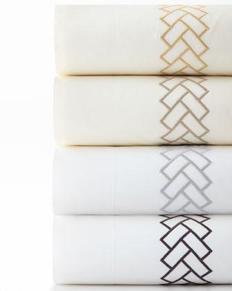 Two Standard Terraza 520TC Pillowcases