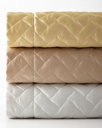 King Piazza Quilt, 112