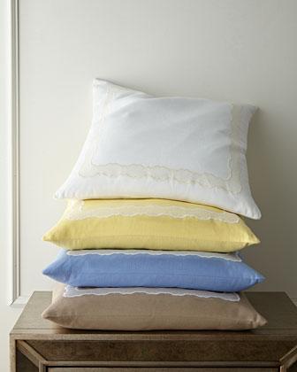 Linen Pillow, 22