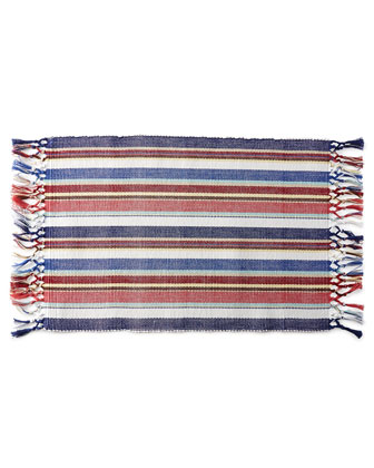Heartland Stripes Placemats, Set of 4