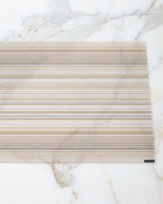 Multi-Stripe Placemat