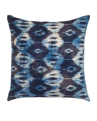 Shades of Blue Pillows