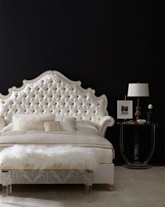 Daniella Tufted Bed