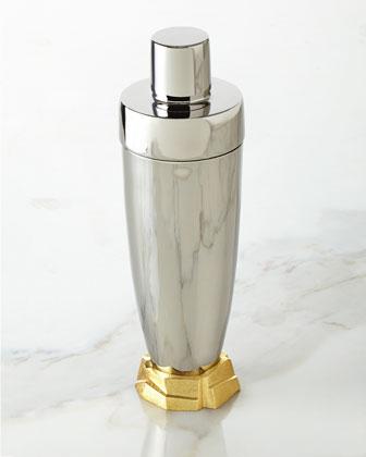 Rock Cocktail Shaker