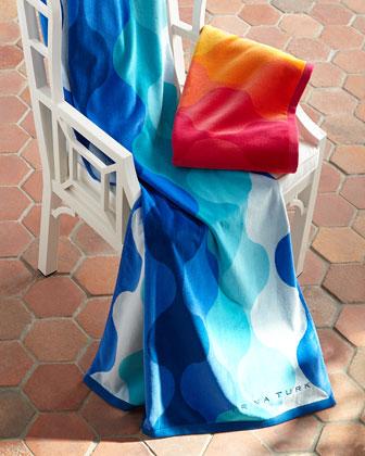 Hermosa Beach Towel