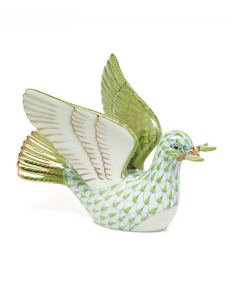 Peace Dove Figurine