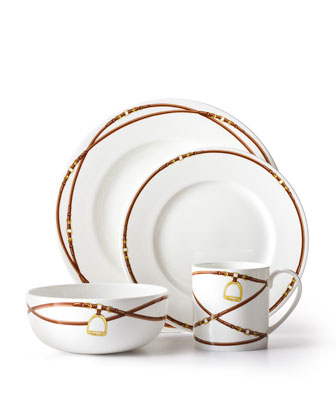 4-Piece Bromley Dinnerware Place Setting