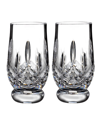 Lismore Footed Tumblers, Set of 2