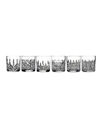 Heritage Assorted Tumblers, 6-Piece Set