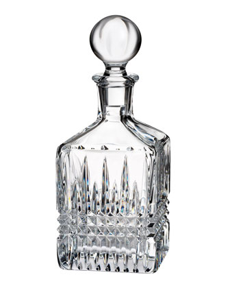 Lismore Diaman Square Decanter