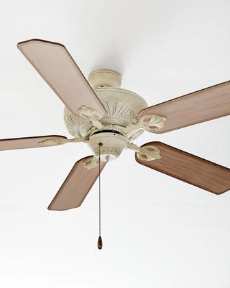 Chateaux Ceiling Fan & Light Kit