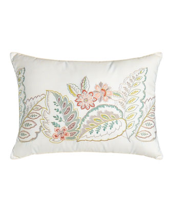 Dransfield & Ross House Sea Island Embroidered Bedding & 300TC Sheet Set ...