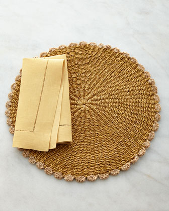 Tahitian Gold Placemat