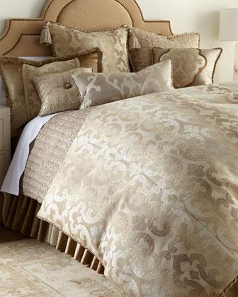 Plisse Bedding