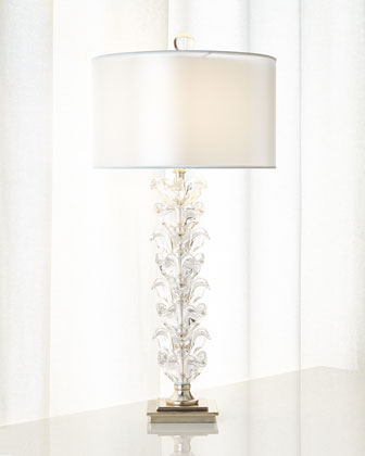 Stacked Tulip Buffet Lamp