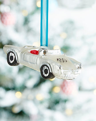Luxury Car Christmas Ornaments