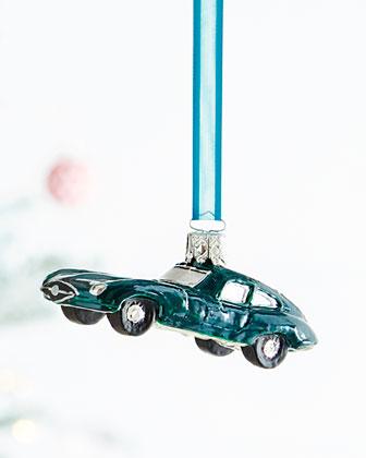 Luxury Car Christmas Ornaments