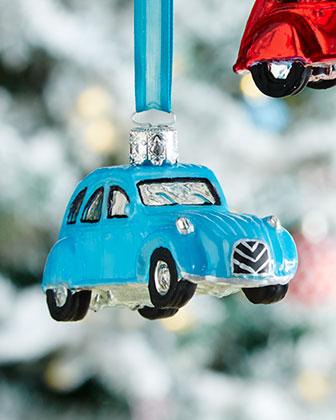 International Car Christmas Ornaments