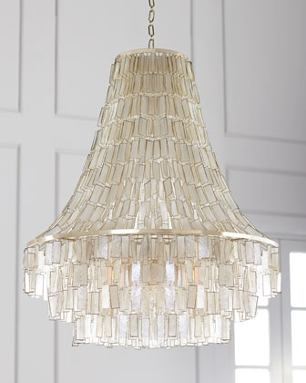 Melissa Three-Light Chandelier