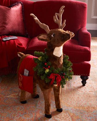 Reindeer Footrests
