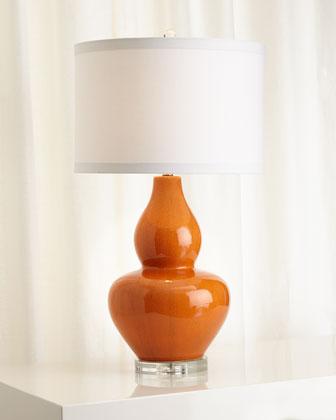 Dorien Gourd Lamp