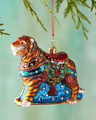 Bengal Beauty Christmas Ornament