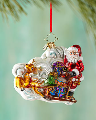 Guide the Way Christmas Ornament