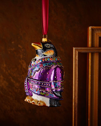 Jubilee Penguin Christmas Ornament