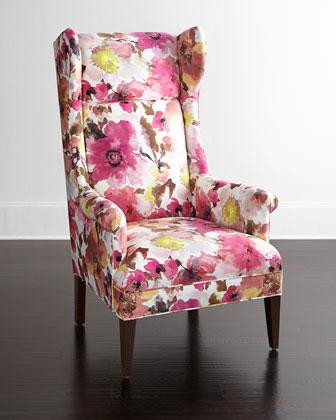 Morgan Wing Chair