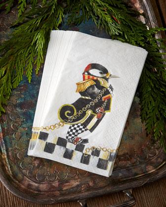 Mr. Porter Paper Guest Napkins