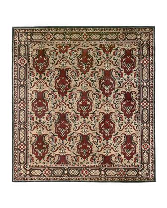 Fiona Tibetan-Weave Rug, 9' x 10'
