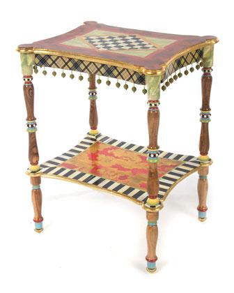 Paso Doble Table