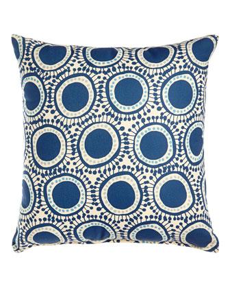 Marin Circles Pillow