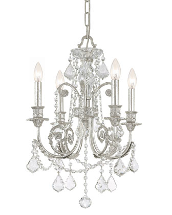 Delphine Four-Light Chandelier
