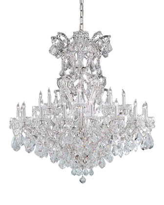 Maria Theresa Large Chandeliers