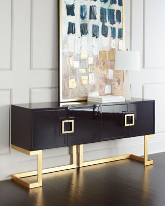 Rosewood Console