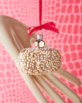 Handbag Christmas Ornaments