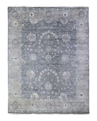 Laken Oushak Rug, 8' x 10'