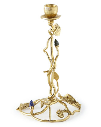 Enchanted Garden Large Candleholder
