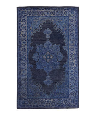 Blue Mist Rug, 5' x 8'