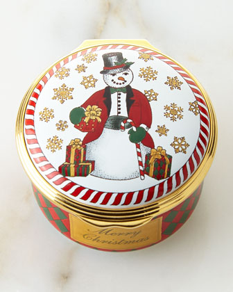 Snowglobe and Box