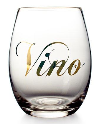 Rocks & Vino Glassware