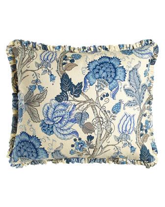 Iris Floral Bedding
