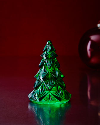 Small Clear Christmas Tree